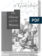 Cheese worms the the pdf and carlo ginzburg