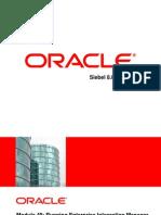 Module 51 Running Enterprise Integration Manager