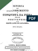 História do Descobrimento e da Conquista da India pelos Portugueses
