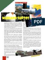 Linqueños X el mundo - Mariano Santos (Medellín)