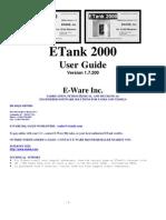 Manual ETANK2000