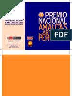 Catálogo De Amautas Peruanos de la Artesanía