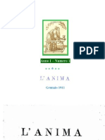 L'Anima- Rivista diretta da Papini e Amendola
