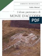 L' Altare Preistorico Di Monte D' Accoddi