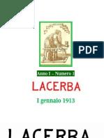 Lacerba - Rivista diretta da Giovanni papini