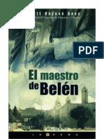 El Maestro de Belen - Matt Beynon Rees.