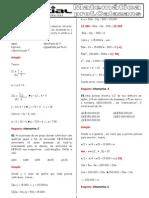 provas de matematica