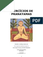 Exercícios de Pranayama