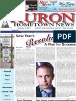Huron Hometown News - January 3, 2013