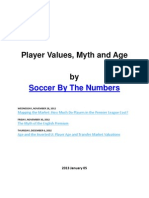 Soccer by the Numbers_player Values, Myth and Age_2013