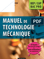 71064616 Manuel de Technologie Mecanique