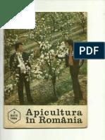Apicultura in Romania - Martie 1986