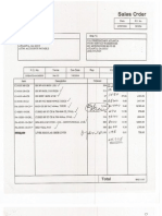 Bills of lading of products made and shipped by PRIDE for ATL Industries