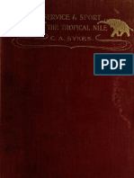 Service and Sport on the Tropical Nile - 1902