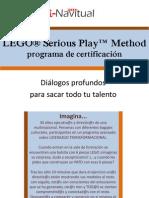 Certifícate como facilitador de LEGO® Serious Play™