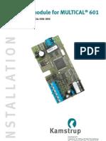 Multical 601 LON Module