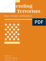 Brown Contending With Terrorism Roots, Strategies, And Responses