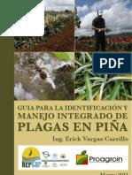 guia para la identificacion y manejo integrado de plagas en piña