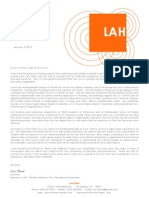 letter of introduction - leadership