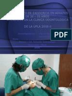 Tratamiento de Exodoncia