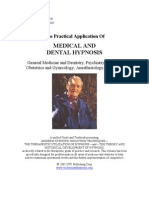 Practical Applications of Medical and Dental Hypnosis MMB