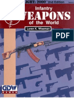 Infantry WEAPONS of the World - By Loren K. Wiseman - 106 Pages