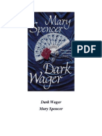 Spencer, Mary - Dark Wager