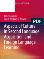 Aspects of Culture in Foreign Language Teaching