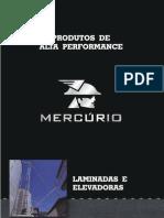 Catalogo Correias Laminadas Mercúrio 2011