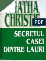 75213604 Agatha Christie Secretul Casei Dintre Lauri