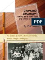 Character Education.ppt