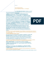 Farmacología posologia, margen de seguridad, curvas dosis-efecto