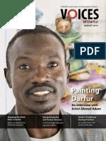 Voice of Darfur August 2012