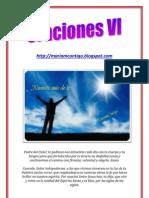 ORACIONES VI - ALIANZA DE AMOR