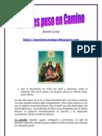 LA FE LES PUSO EN CAMINO - ALIANZA DE AMOR