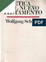 Schrage, Wolgang - Etica Del Nuevo Testamento