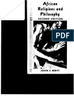 African Religions and Philosophy
