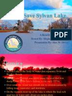 Save Sylvan Lake
