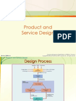 5 Product and Service Design