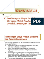 join cost-ppt
