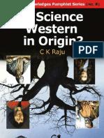 Is Science Western in Origin Preview