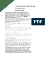 Pengolahan Dan Pemanfaatan Limbah Elektroplating