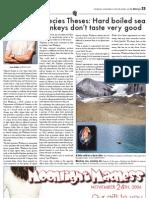 Hard-Boiled Sea Monkeys Don't Taste Very Good - The Fitzhugh
