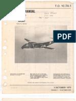 Flight Manual USAF Series C-7A Aircraft