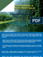 Bahan Solid Tablet