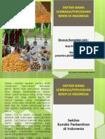 Nama dan Alamat Perusahaan Benih di Indonesia_haripras_2013_ver 01