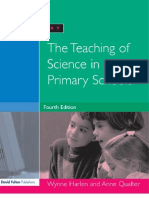 Teaching Science at Primary School
