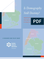 Is Demography Still Destiny? A Research & Policy Briefing