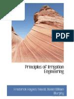 Principles of Irrigation Engg. by B.C. Punmia