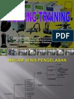Materi Pelatihan Siswa Materi las